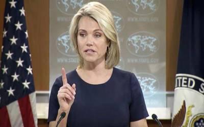 پاکستان میں بین الاقوامی این جی اوز کو کام کرنے سے روکنا قابل افسوس بات ہے۔ امریکا