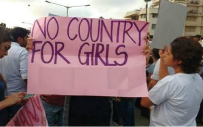 خواتین کے لئے خطرناک ممالک میں بھارت سر فہرست ،پاکستان اورامریکہ بھی 10ملکوں میں شامل