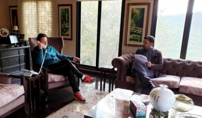 بل گیٹس کی انفارمیشن ٹیکنالوجی میں پاکستان کیساتھ تعاون جاری رکھنے کی یقین دہانی