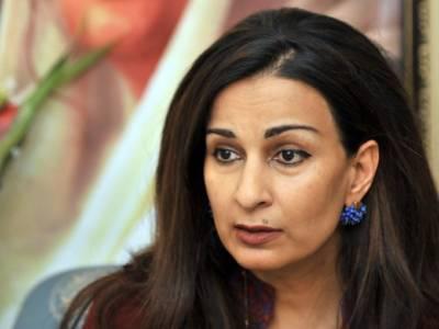 ڈالر مہنگا ہونے پر وزیراعظم اور وزیر خزانہ کے بیانات میں تضاد ہے:-شیری رحمن