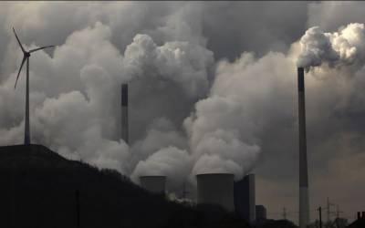 عالمی سطح پر کاربن ڈائی آکسائیڈ کے اخراج میں اضافہ