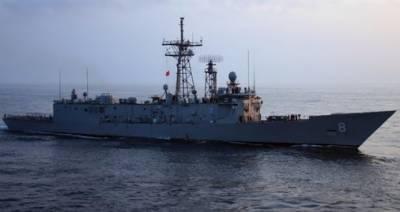 پی این ایس عالمگیرکی سمندرمیں مختلف ممالک کےتجارتی جہازوں کوبحری قزاقوں سےسکیورٹی کی فراہمی