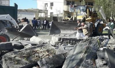ایران میں خودکش حملہ،3 افراد ہلاک