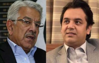 عثمان ڈار کا نیب کو خواجہ آصف کے خلاف منی لانڈرنگ کے ثبوت فراہم کرنے کا دعوی