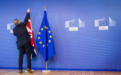 یورپی عدالت بریگزٹ معاملے پر اپنا فیصلہ پیر کو سنائی گی