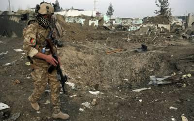 افغان صوبے ہرات میں حملے، 14 فوجی ہلاک