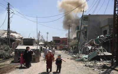 شام میں امریکی اتحاد کے تازہ فضائی حملے میں کم از کم 25 شہری جاں بحق