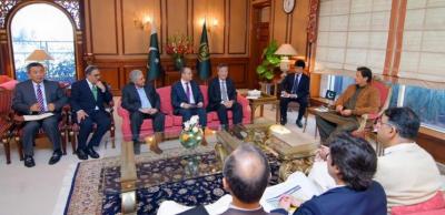 شنگھائی الیکٹرک پاور کمپنی کی پاکستان میں سرمایہ کاری کی پیشکش