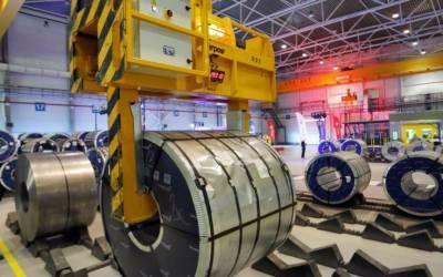 یورپی ممالک نے ایران سے اسٹیل اور فولاد کی خریداری روک دی۔