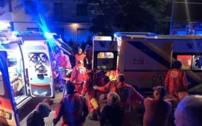 اٹلی: نائٹ کلب میں بھگدڑ، 6 افراد ہلاک،54 زخمی