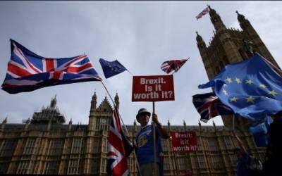 برطانیہ کا یورپی یونین سے علیحدگی کا معاملہ، ووٹنگ ملتوی