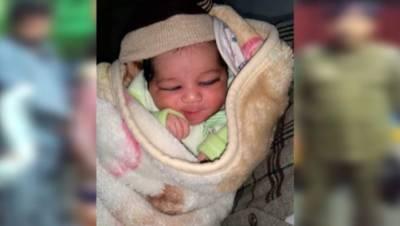 فیصل آباد: الائیڈ اسپتال سے اغوا ہونے والا بچہ بازیاب، ملزم جوڑا گرفتار