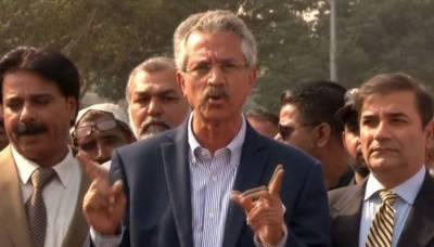 کراچی سے قبضہ مافیا کو ختم کرتے ہوئے شہر کو اصل شکل میں بحال کریں گے:-میئر کراچی