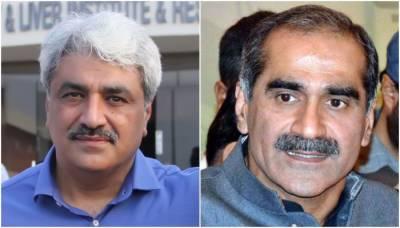 سعد رفیق اور سلمان رفیق کی درخواست ضمانت مسترد، نیب نے حراست میں لے لیا