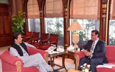 وزیراعظم عمران خان نے یوسف بیگ مرزا کو معاون خصوصی برائے میڈیا افیئرز مقرر کر دیا