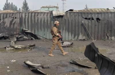 افغانستان: دہشتگردوں کا سکیورٹی فورسز کے قافلے پر حملہ، 4 انٹیلی جنس اہلکار ہلاک