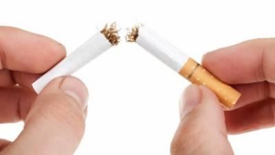 ملک میں تمباکو نوشی کے باعث سالانہ 160,100پاکستانی ہلاک ہوجاتے ہیں