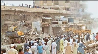 کراچی: تجاوزات کے خلاف آپریشن، وفاق، صوبائی حکومت اور میئرکراچی کی مشاورت