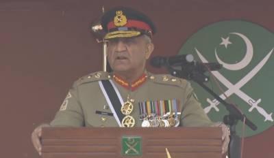 آرمی چیف جنرل قمر جاوید باجوہ کا آرمی ایئرڈیفنس سینٹر کراچی کا دورہ
