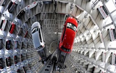 مکہ مکرمہ میں سمارٹ کار پارکنگ کا کام مکمل