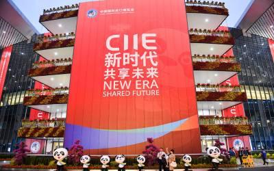 چین کی امریکی کمپنیوں کو آئندہ سال دوسری چائنہ انٹرنیشنل امپورٹ ایکسپو میں شرکت کی دعوت