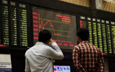 کراچی:اسٹاک مارکیٹ ایک بار پھر کریش۔ سرمایہ کاروں کی چیخیں نکل گئیں
