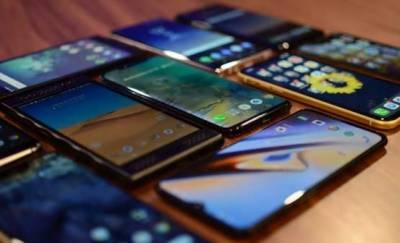 حکومت نے موبائل فونز کی درآمد پر بھاری بھرکم ڈیوٹی عائد کر دی