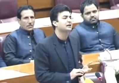 ن لیگ کے 7 رہنماؤں نے این آر او مانگا، سب کے نام بتا سکتے ہیں: وزیر مملکت مواصلات مراد سعید