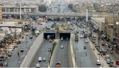 سائبیرین ہواؤں نے کراچی کا موسم سرد کردیا، درجہ حرارت میں 3 ڈگری کمی