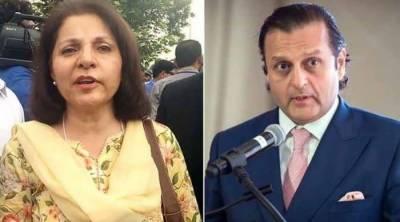 تحریک انصاف کے نومنتخب سینیٹرز ولید اقبال اور سیمی ایزدی نے حلف اٹھا لیا