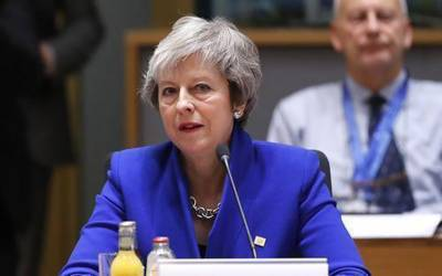بریگزٹ معاہدہ خطرے میں ہے۔ برطانوی وزیراعظم