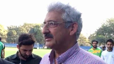 قومی ہاکی ٹیم کے ہیڈ کوچ توقیر ڈار عہدے سے مستعفی