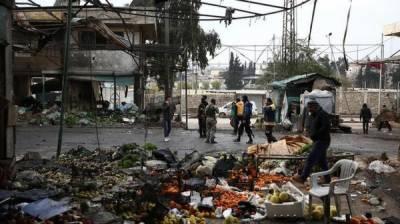 شام میں ترکی کے زیرانتظام علاقوں میں کار بم دھماکہ، 9افراد ہلاک