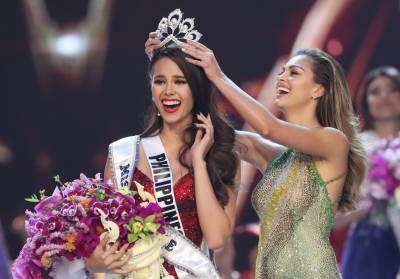 مس فلپائن کیٹریونا گرے نے مس یونیورس 2018ءکا ٹائٹل جیت لیا