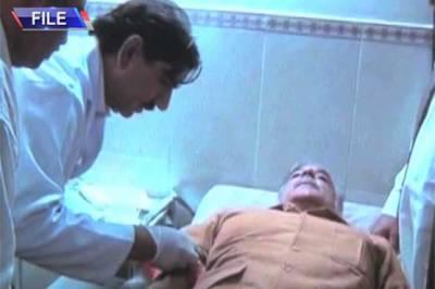 پمز کے ڈاکٹرز کا اپوزیشن لیڈر شہباز شریف کا منسٹر انکلیو میں طبی معائنہ