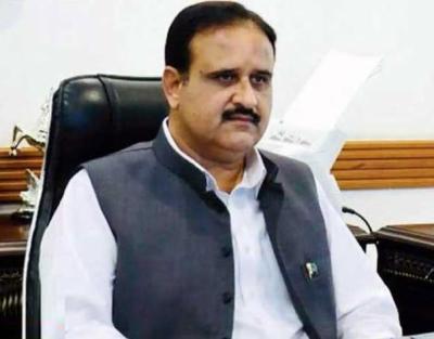 وزیراعلیٰ عثمان بزدارکی اسلام آباد میں کیمرہ مین پر تشدد کے واقعہ کی مذمت