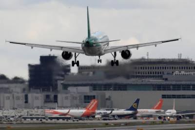 لندن کے گیٹ وک ایئر پورٹ کے اوپر ڈرونز دیکھے جانے کے بعد فلائٹ آپریشن معطل