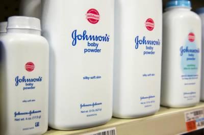بھارت :جونسن اینڈ جونسن کمپنی کا بے بی پاﺅڈر کینسر پھیلانے کا موجب