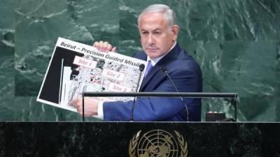 حزب اللہ گائیڈڈ میزائلوں کی نئی فیکٹریاں قائم کررہی ہے۔ اسرائیلی وزیراعظم کا الزام