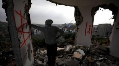 اسرائیلی پارلیمنٹ نے مزاحمتی خاندانوں کی علاقہ بدری کے قانون منظور ی دیدی