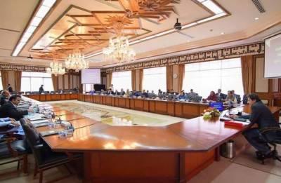 وزیراعظم عمران خان کی زیرصدارت وفاقی کابینہ کا اجلاس شروع