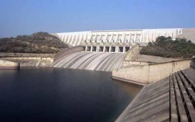 ملک کے 2 بڑے ڈیموں میں پانی کی کمی، شدید آبی قلت کا خدشہ