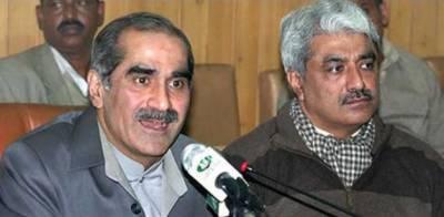 پیراگون سٹی کیس: خواجہ سعد اور سلمان رفیق آج احتساب عدالت کے سامنے پیش ہوں گے