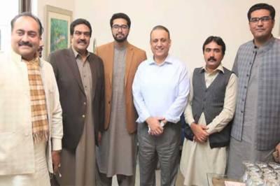 پنجاب کے 14 اضلاع کے چیئرمین ضلع کونسل کھلاڑی بننے کو تیار