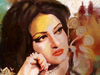 معروف اداکارہ وگلوکارہ ملکہ ترنم نورجہاں کی18 ویں برسی کل منائی جائے گی