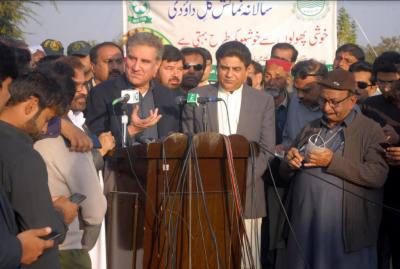 شکیل آفریدی کے بدلے عافیہ صدیقی کی رہائی کی باتوں میں صداقت نہیں، وزیرخارجہ شاہ محمود قریشی
