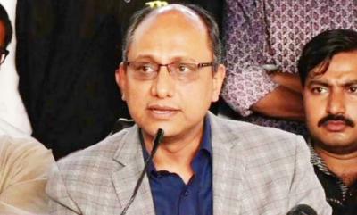 فواد چوہدری کی سیاست کی ڈکشنری میں انسانیت نام کا کوئی لفظ ہی نہیں،سعید غنی