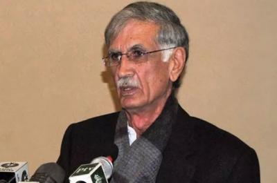 ن لیگ اور پیپلز پارٹی کا اتحاد کرپشن بچانے کی کوشش ہے، پرویز خٹک