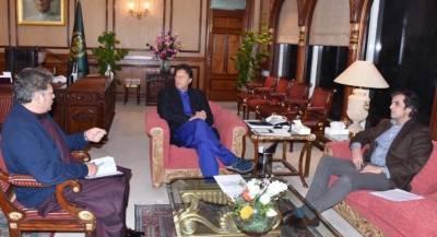 وزیر منصوبہ بندی کی وزیر اعظم سے ملاقات، باہمی دلچسپی کے امور پر تبادلہ خیال