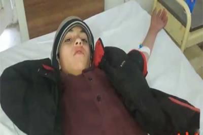 ایبٹ آباد: مدرسے کے کمرے میں گیس لیکج سے 23 طالبعلم بے ہوش